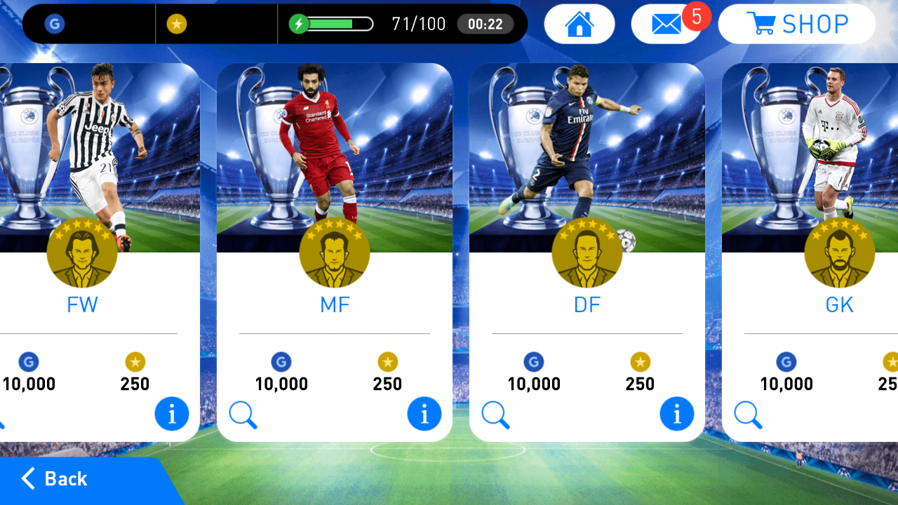 Pes 2018 Mobile Android Minimum Patch 2018 V4 2 World Cup