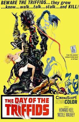 Portada película el día de los trífidos