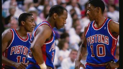Detroit Pistons 1989