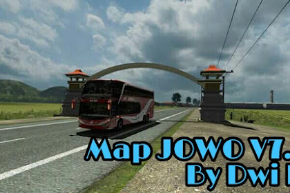 How to Download Mod Map Jawa V7.1 for Euro Truck Simulator 2 (ETS2)