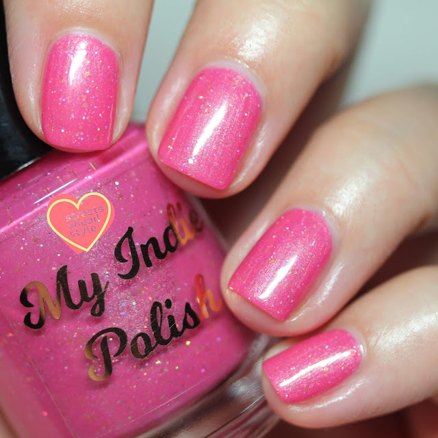 My Indie Polish You Don't F**ck with Debbie Gallagher