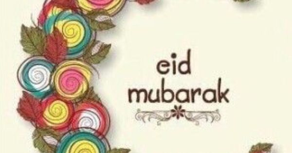 eid wishes to friends and family