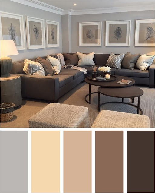 most popular living room paint colors behr 2019-2020