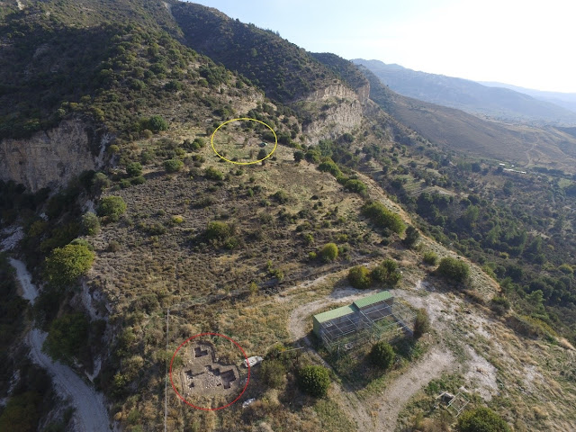 Locations of prehistoric sites in Cyprus reassessed after Troodos discovery