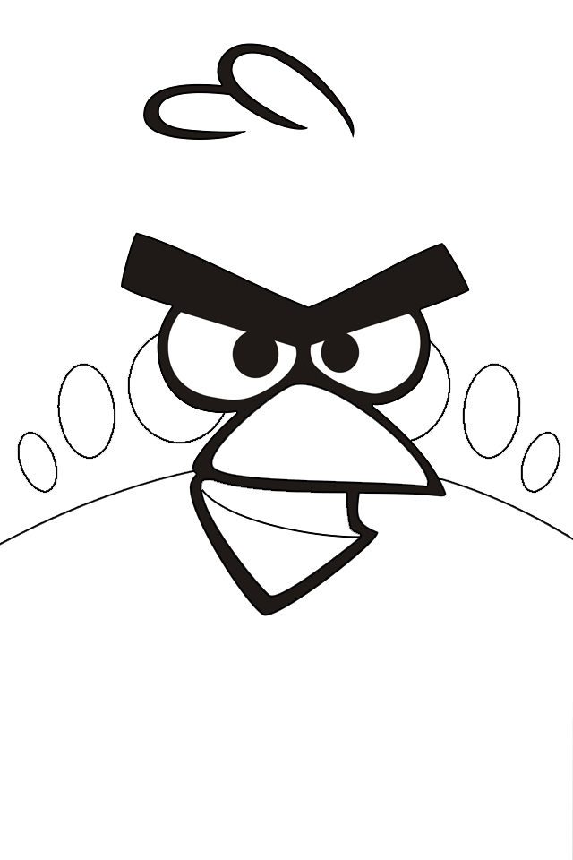 Angry Birds Coloring Pages gt gt Disney