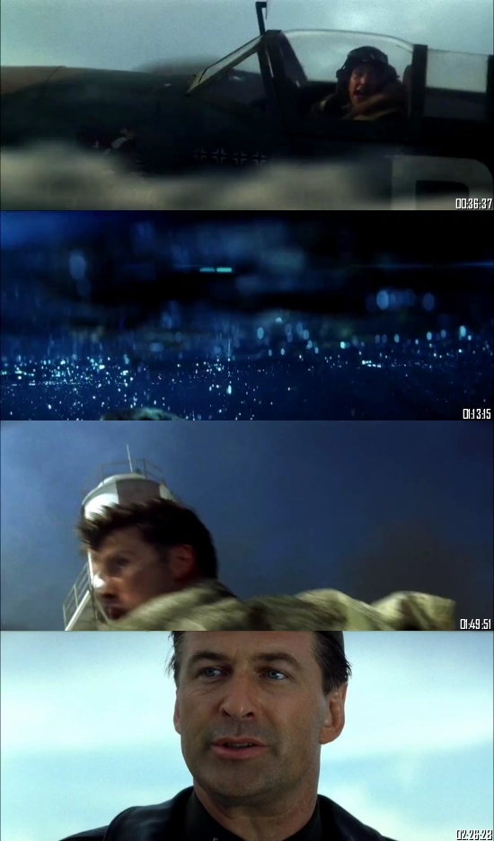 Pearl Harbor 2001 BRRip 720p 480p Dual Audio Hindi English Full Movie Download