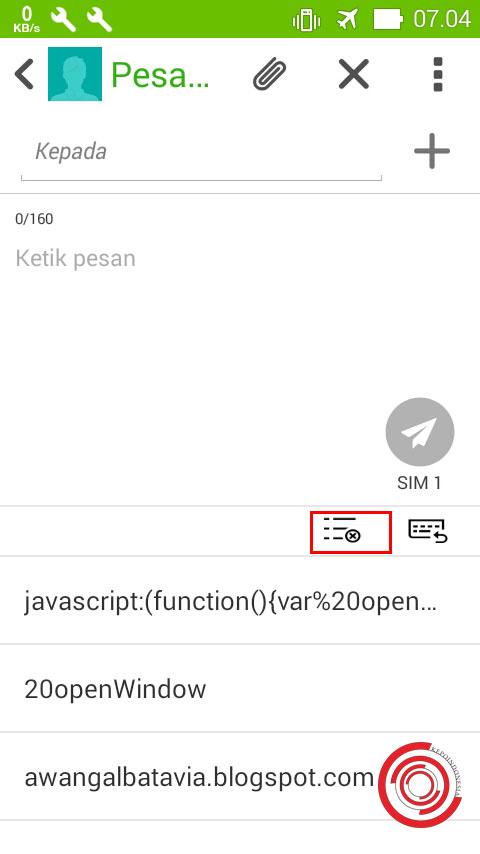 Cara Melihat Clipboard Riwayat Copy Paste di HP Asus - KEPOINDONESIA