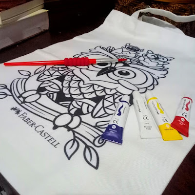 tote bag faber-castell