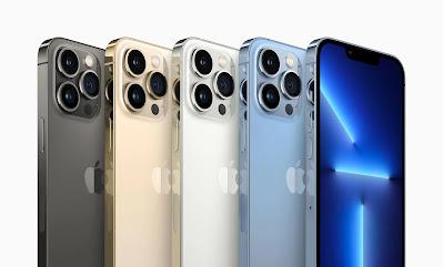 Apple ने अपनी नई iPhone 13 सीरीज के दो मॉडल iPhone 13 और 13 Mini लॉन्च किए