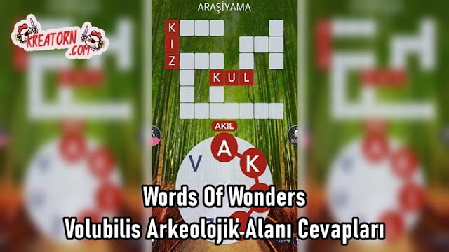 Words-Of-Wonders-Volubilis-Arkeolojik-Alani-Cevaplari