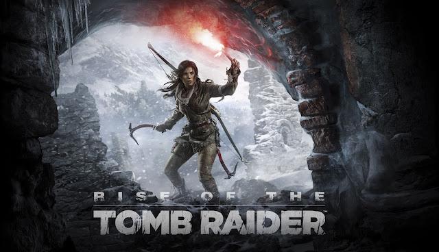 تحميل لعبة Rise of the Tomb Raider على xbox360 بحجم صغير جدا على التورنت