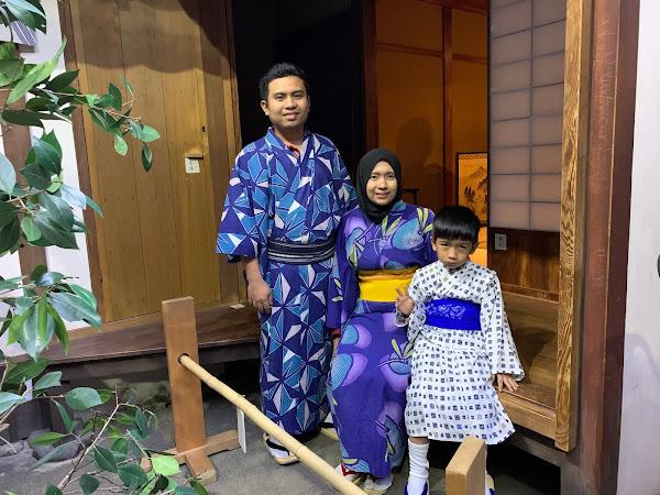 Trip ke Jepun - Osaka Day 2 (Osaka Museum & Osaka Bay)