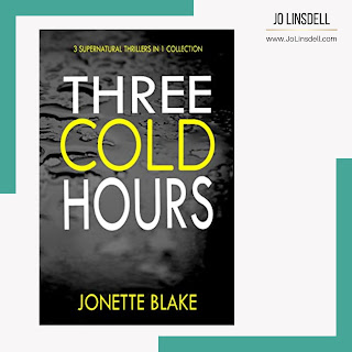 Three Cold Hours by Jonette Blake