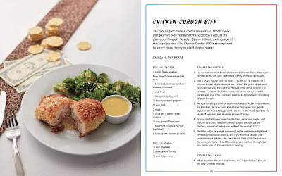 Chicken Cordon biff recipe