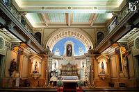 casamento com cerimônia na igreja são josé la salle em canoas e recepção no restaurante villa sibaris el triunfo na muck 149 em canoas com decoração simples por fernanda dutra eventos