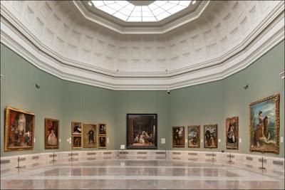 'Reencuentro' en el Museo del Prado