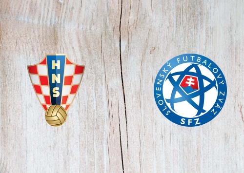 Croatia vs Slovakia -Highlights 16 November 2019
