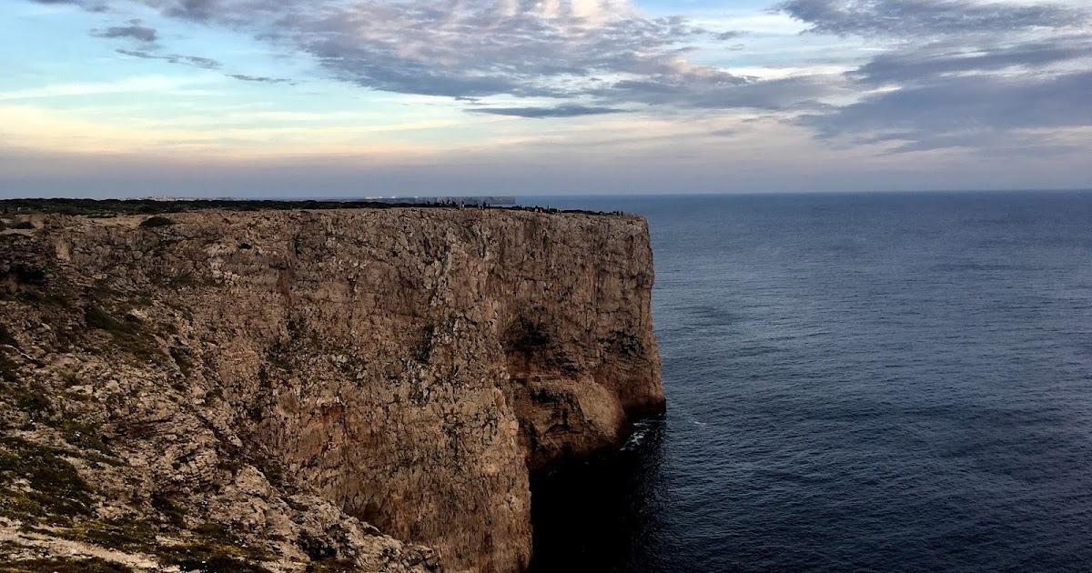 El atardecer desde el cabo san vicente en el algarve es pura magia preparar maletas - Cabo san vicente portugal ...
