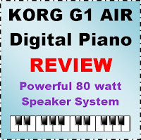 Korg G1 Air digital piano / 2020