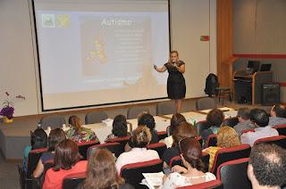 """III Seminário de Acessibilidade no UNIFESO: esclarecimentos sobre o tema """"O transtorno do espectro autista no espaço educativo"""""""