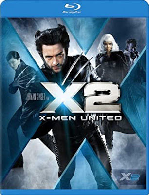 X2: X-Men United (2003) Dual Audio [Hindi – Eng] 1080p | 720p BluRay ESub x265 HEVC 1.8Gb | 770Mb