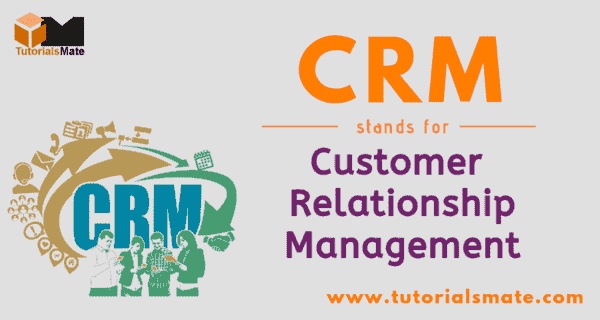 CRM Full Form