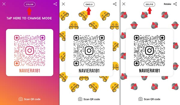 Instagram Launched QR Code feature how to create it?