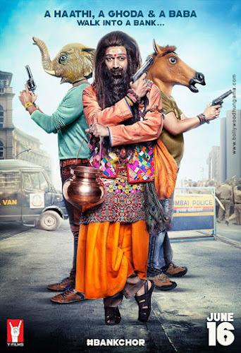 Bank Chor (2017) Movie Poster
