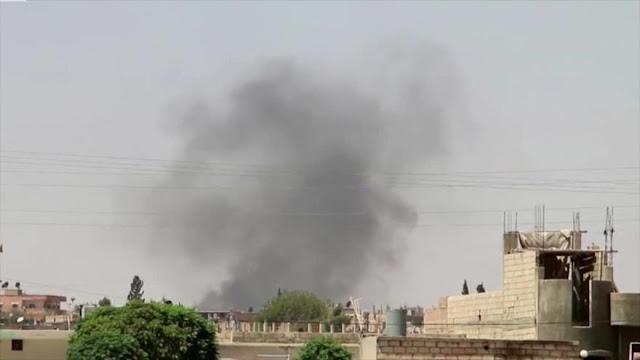 Otro blanco civil de EEUU en Siria: mueren 9 en Al-Hasaka