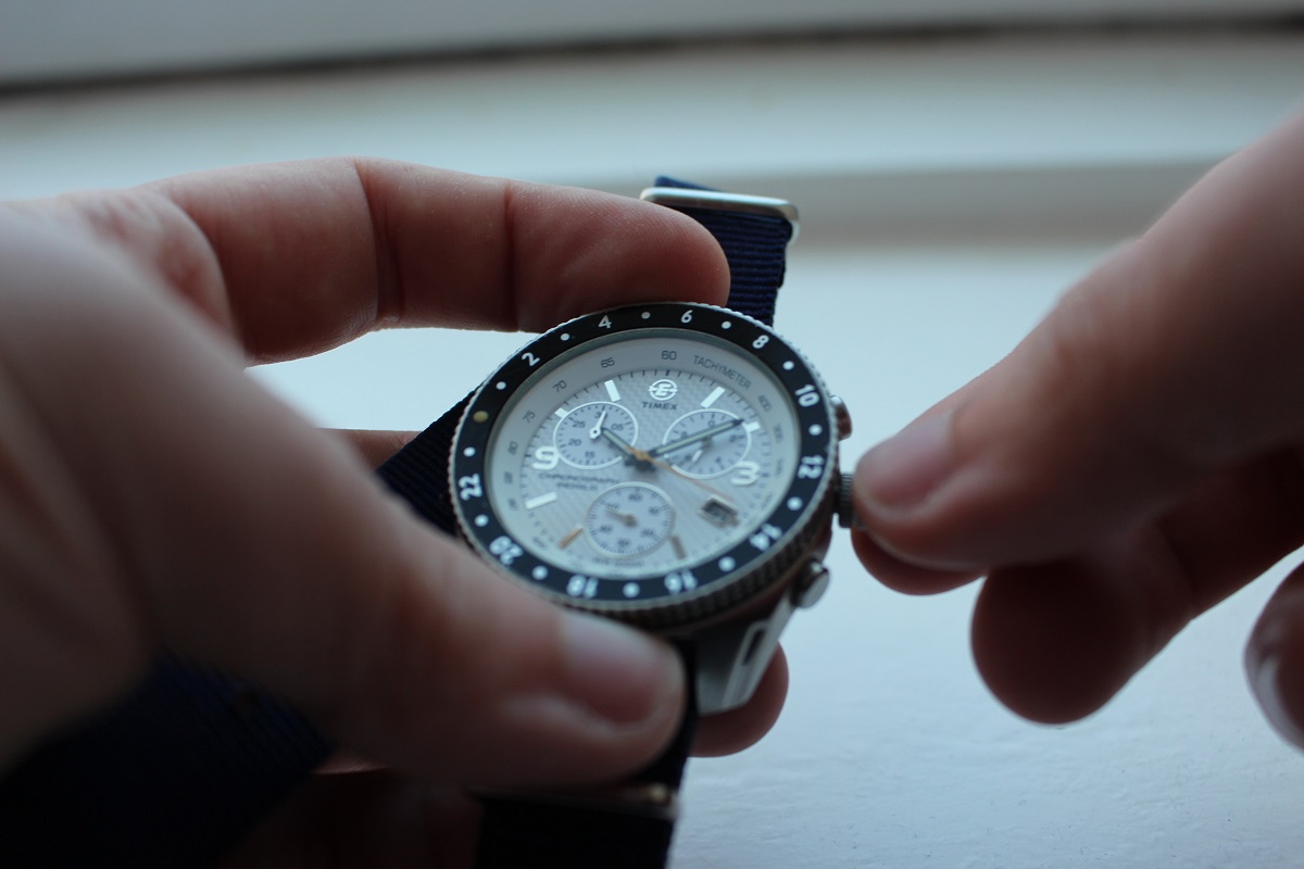 Service jam tangan Timex di Indonesia