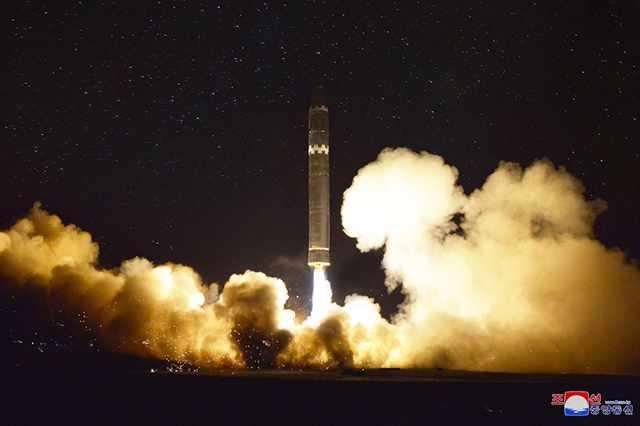 New-type ICBM Hwasong-15