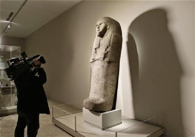 Turin Egyptian Museum gets overhaul of pharaonic proportions
