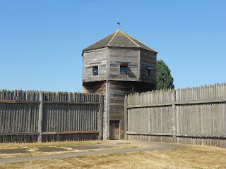 fort vancouver stockade