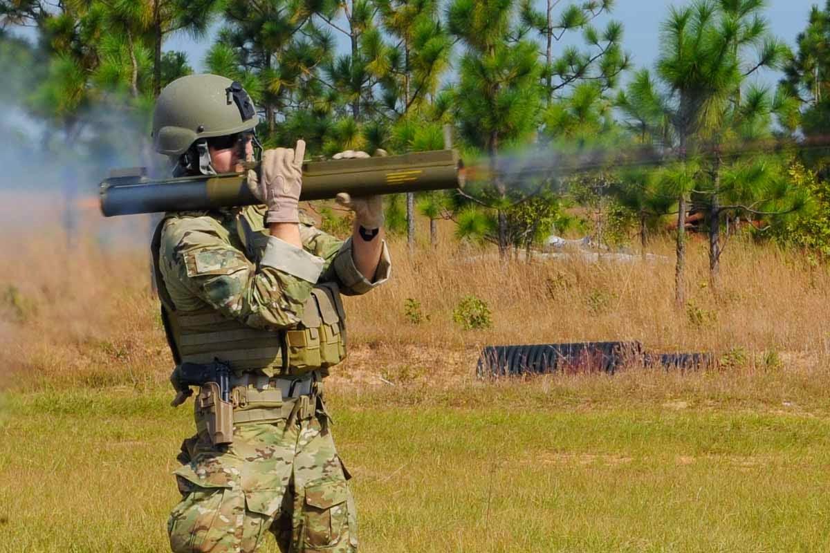 Future War Stories: FWS Armory: Grenade Launchers, Rocket