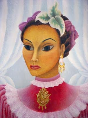 Portrait de Dolores Del Rio (1931), Rosa Rolanda Covarrubias