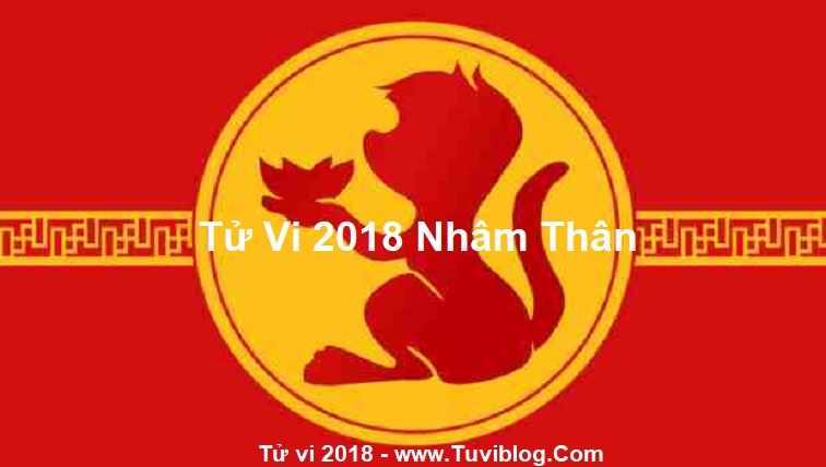 Tu vi Nham Than 1992 nam 2018