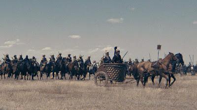 Historical Action Drama Warrior Queen Tomiris Persia War Battle Epic