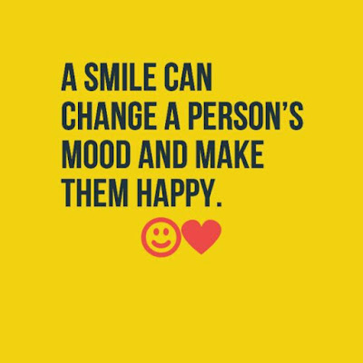 Best Short WhatsApp Status: a smile can change a person's mood and make them happy