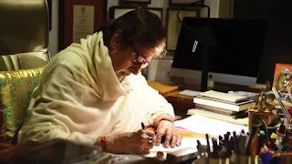 Amitabh bachchan recites poem on corona virus