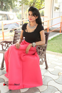 Telugu Actress Harini Stills at Dhyavudaa Movie Teaser Launch  0365.JPG