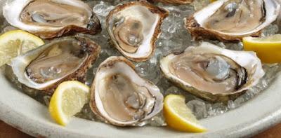 vitamina b12 y las ostras