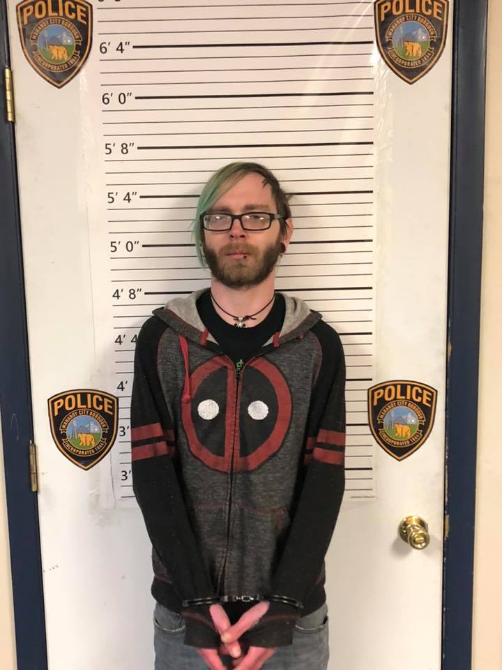 Skook News Mahanoy City Police Arrest Two Wanted On Warrants