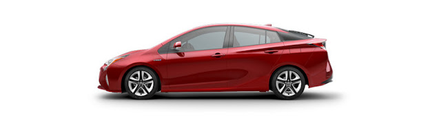 2016 Toyota Prius - Dellah's Jubilation
