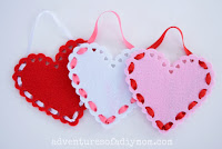 valentine pockets