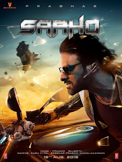 Prabhas in Saaho movie