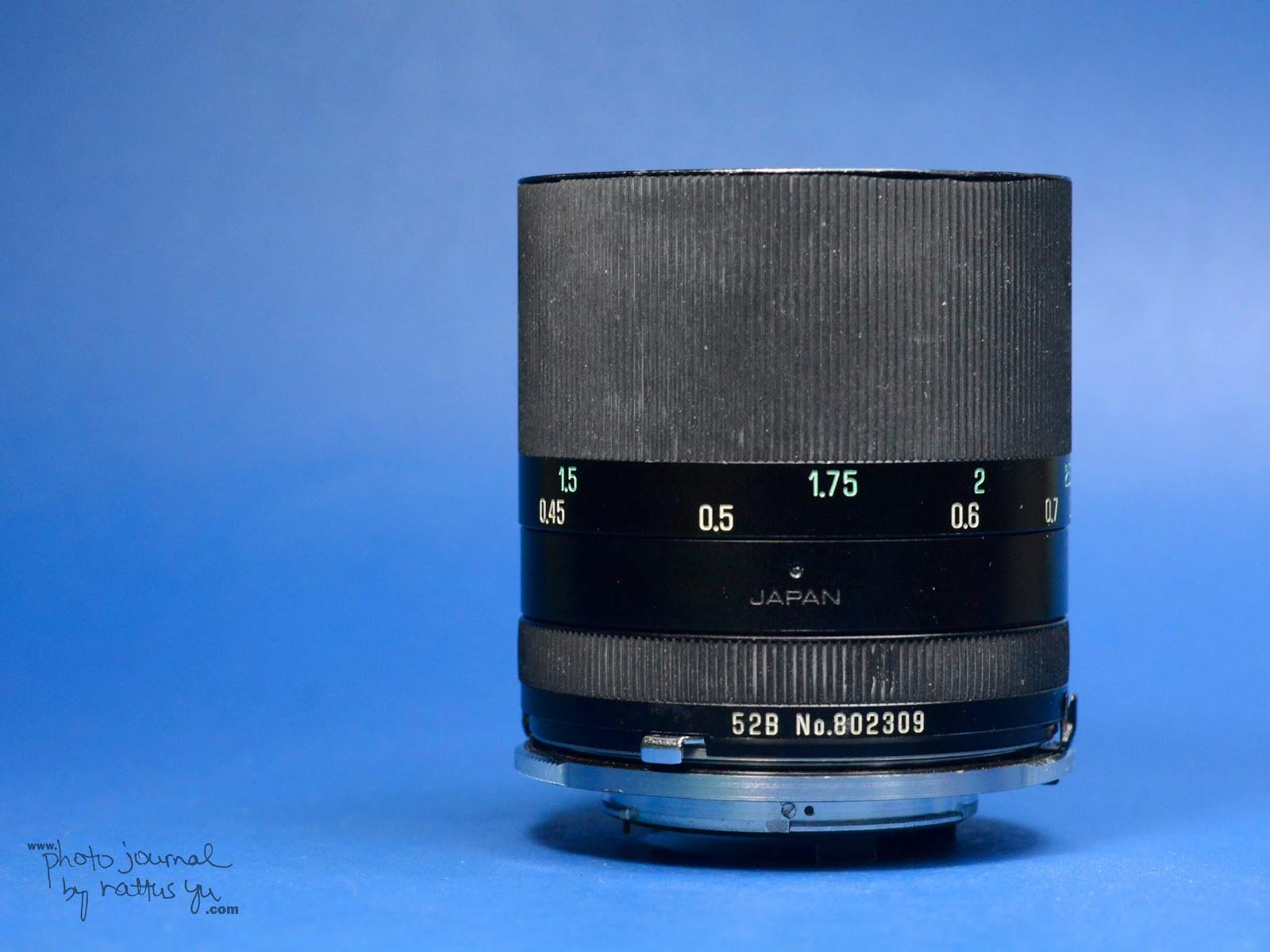 Tamron Adaptall 90mm f/2.5 Macro (Model 52B)