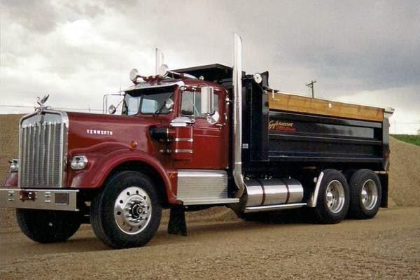 1962 Kenworth W900 Dump Truck | Auto RestorationiceKenworth Dump Trucks For Sale Washington