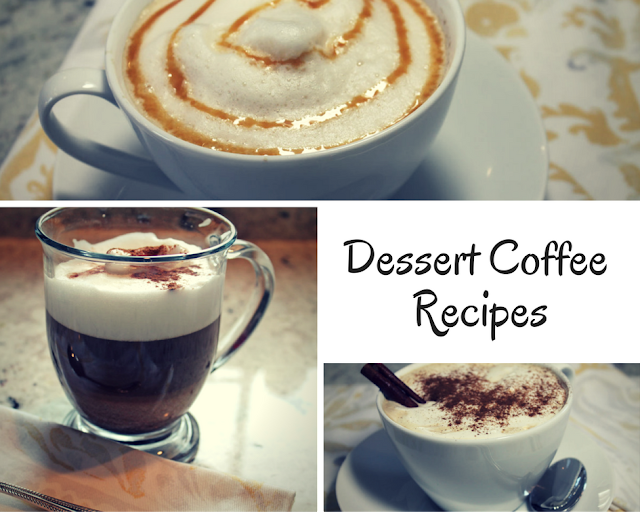 Dessert Coffee Recipes, Ninja Coffee Bar System Review