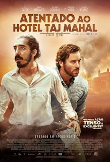Baixar Atentado ao Hotel Taj Mahal Torrent - BluRay Legendado