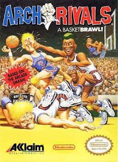 basketball video games retro